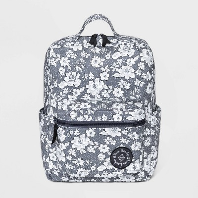 Vera Bradley 1982 Floral Print Rain Garden Zip Closure Backpack - Gray