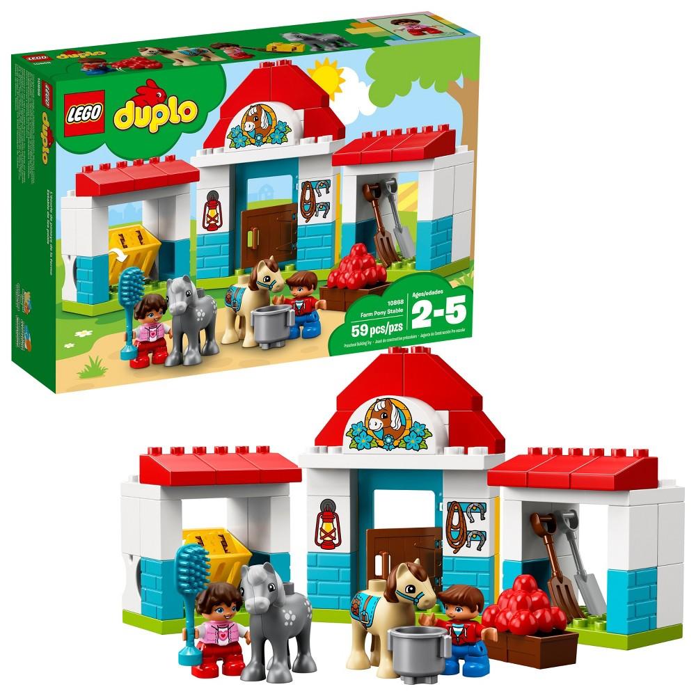 Lego Town Farm Pony Stable 10868