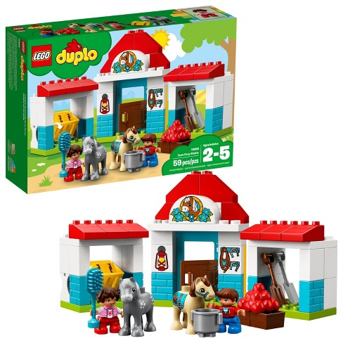LEGO Town Farm Pony Stable 10868 - image 1 of 5