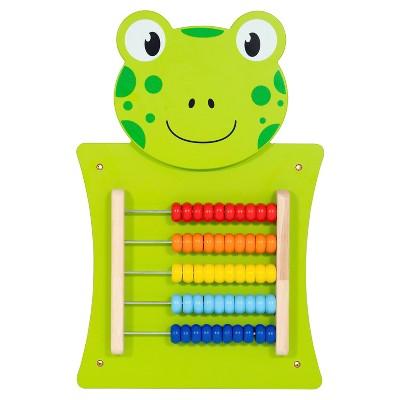 Learning Advantage Frog Activity Wall Panel