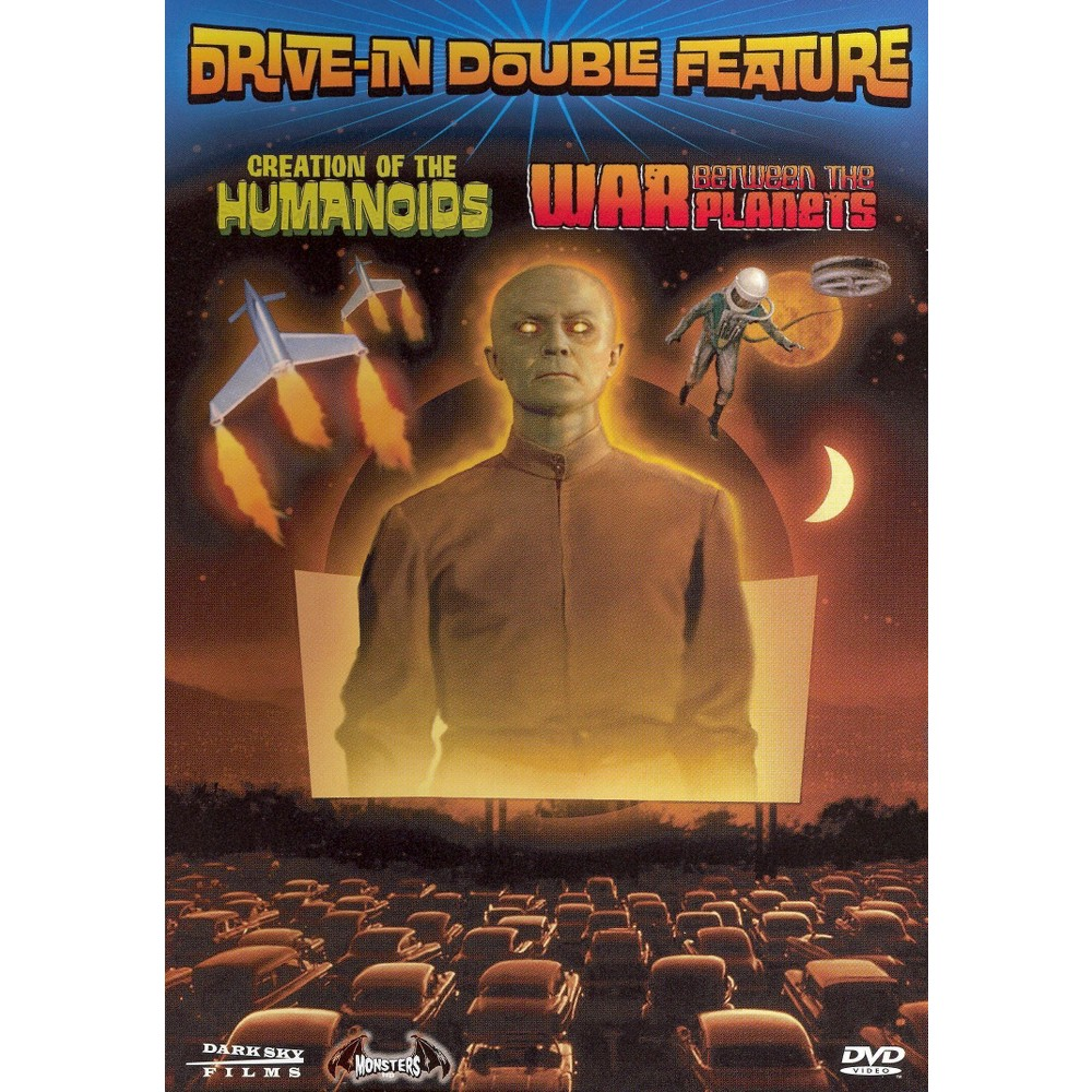 Creation Of Humanoids/War Between The (Dvd)