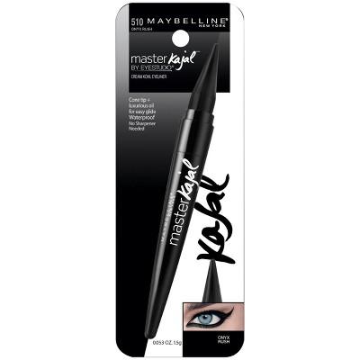 Maybelline Eye Studio Master Kajal Eyeliner - 510 Onyx Rush
