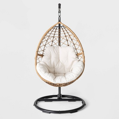 Britanna Patio Hanging Egg Chair - Natural - Opalhouse™