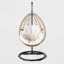 Patio Hanging Egg Chair - Natural - Opalhouse™
