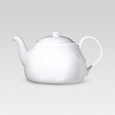 Porcelain Teapot - White - Threshold™