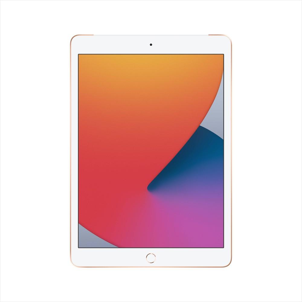 Apple iPad 10.2-inch Wi-fi + Cellular (8th Generation) 128GB - Gold