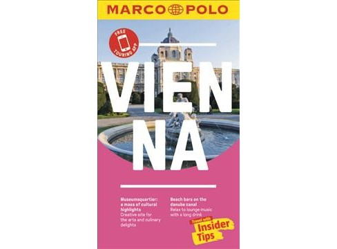 Marco Polo Vienna -  (Marco Polo Vienna (Travel Guide)) by Walter M. Weiss (Paperback). - image 1 of 1
