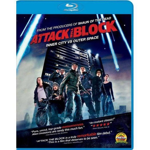 Attack the Block (Blu-ray) - image 1 of 1