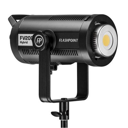 Flashpoint FV200 R2 Hybrid Continuous LED Light and HSS Flash (Godox FV200) - image 1 of 4