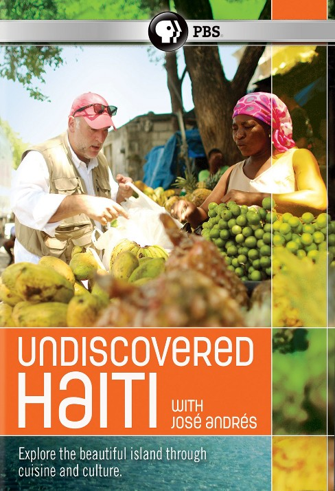 Undiscovered haiti with jose andres (DVD) - image 1 of 1