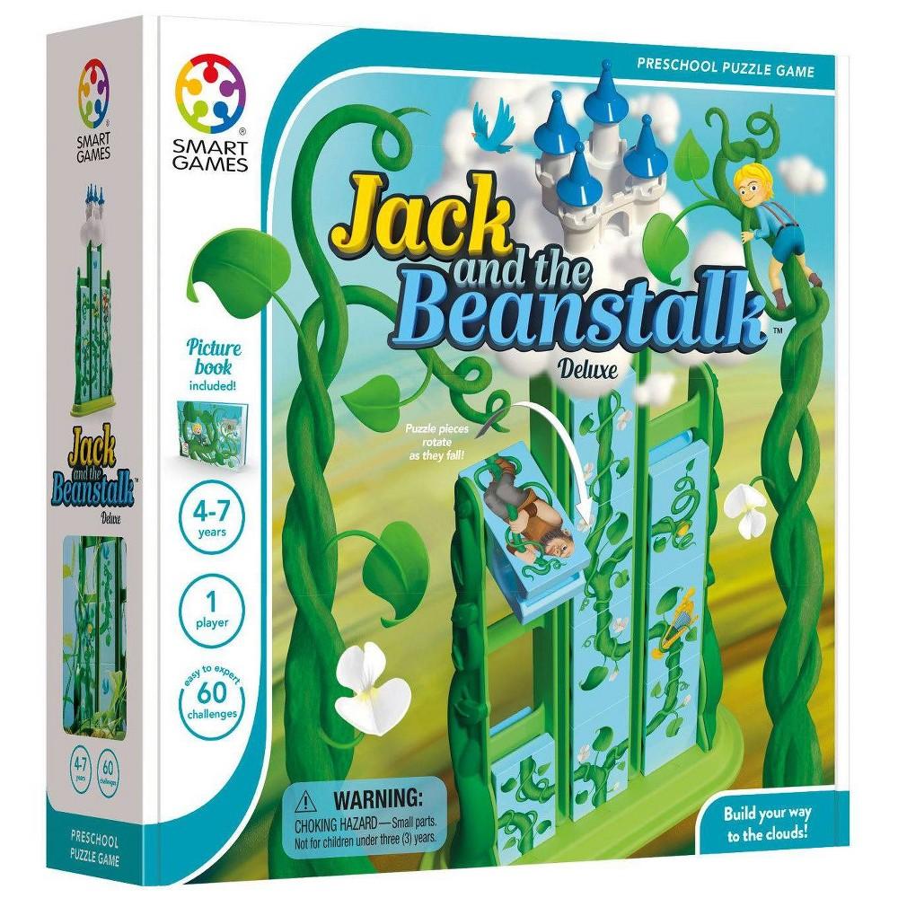 Jack 38 The Beanstalk Game