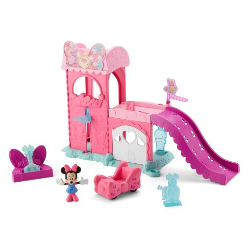 Fisher-Price Disney Minnie Mouse Paint N' Prep Station Playset - image 1 of 9