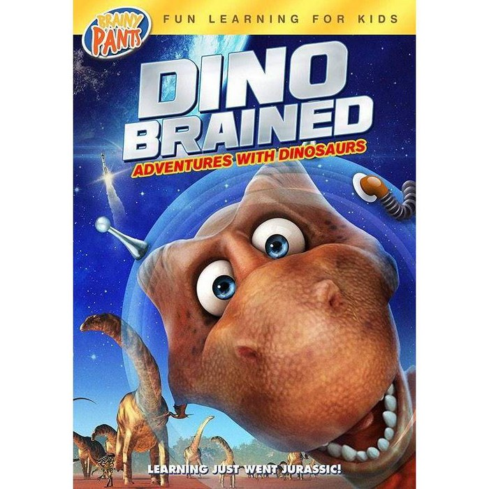 Dino Brained (DVD) - image 1 of 1