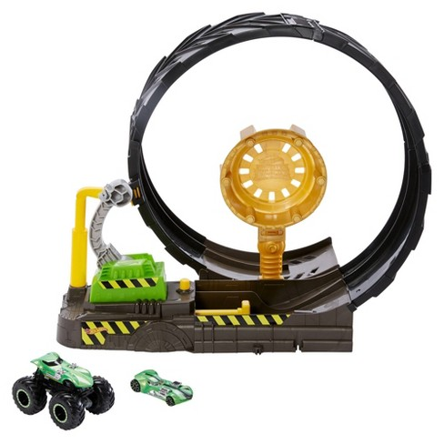 Hot Wheels Monster Truck Epic Loop Challenge Play Set With Truck And Car Target