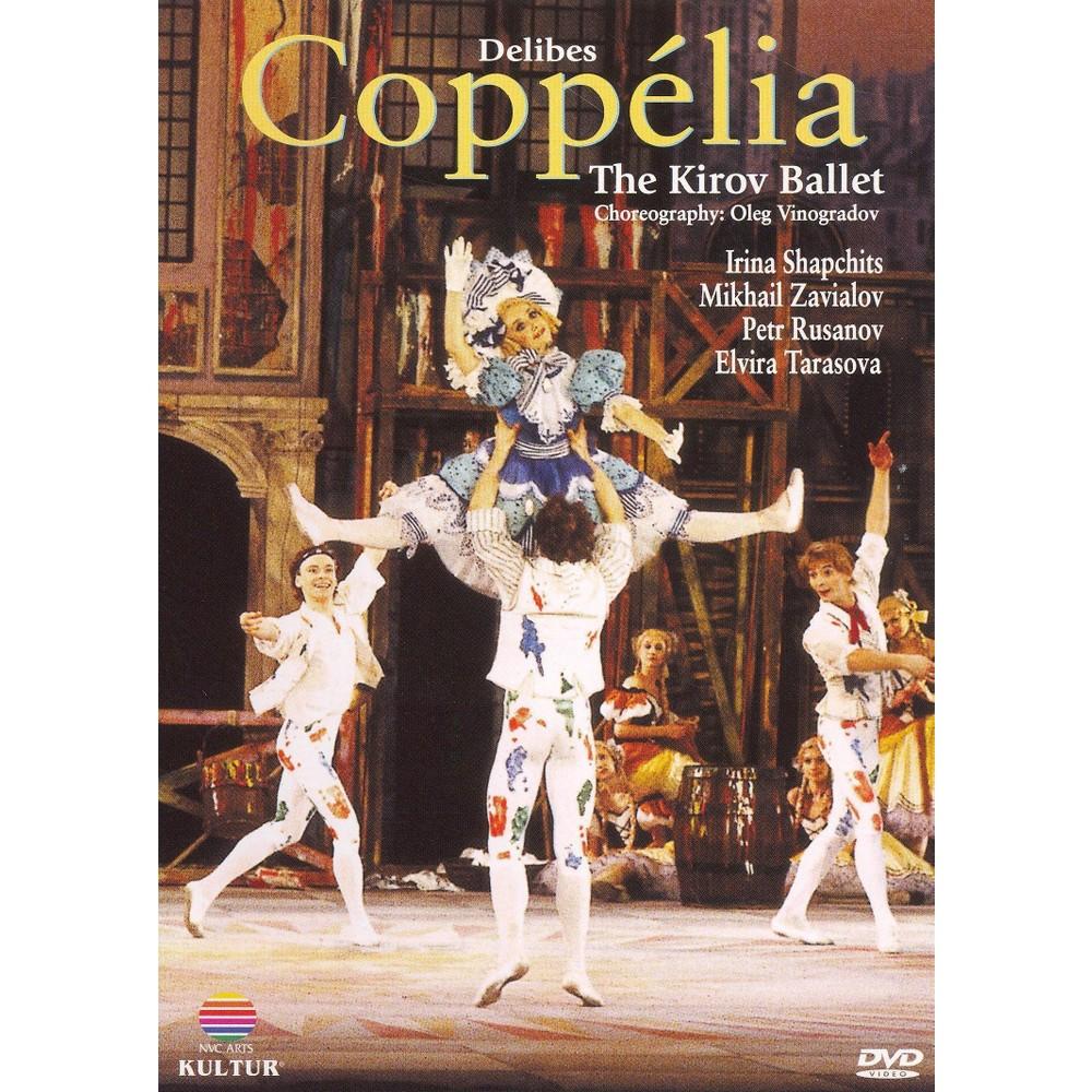Coppelia (Kirov) (Dvd), Movies