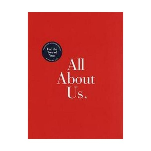 All About Us Hardcover Philipp Keel Target