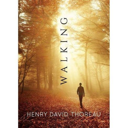 Walking - by  Henry David Thoreau (Paperback) - image 1 of 1