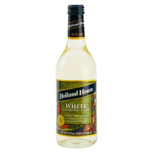 Holland House White Cooking Wine - 16oz - image 1 of 1
