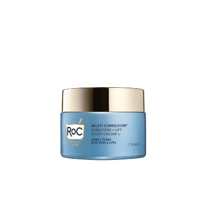RoC Multi Correxion 5 in 1 Restoring Night Cream - 1.7oz