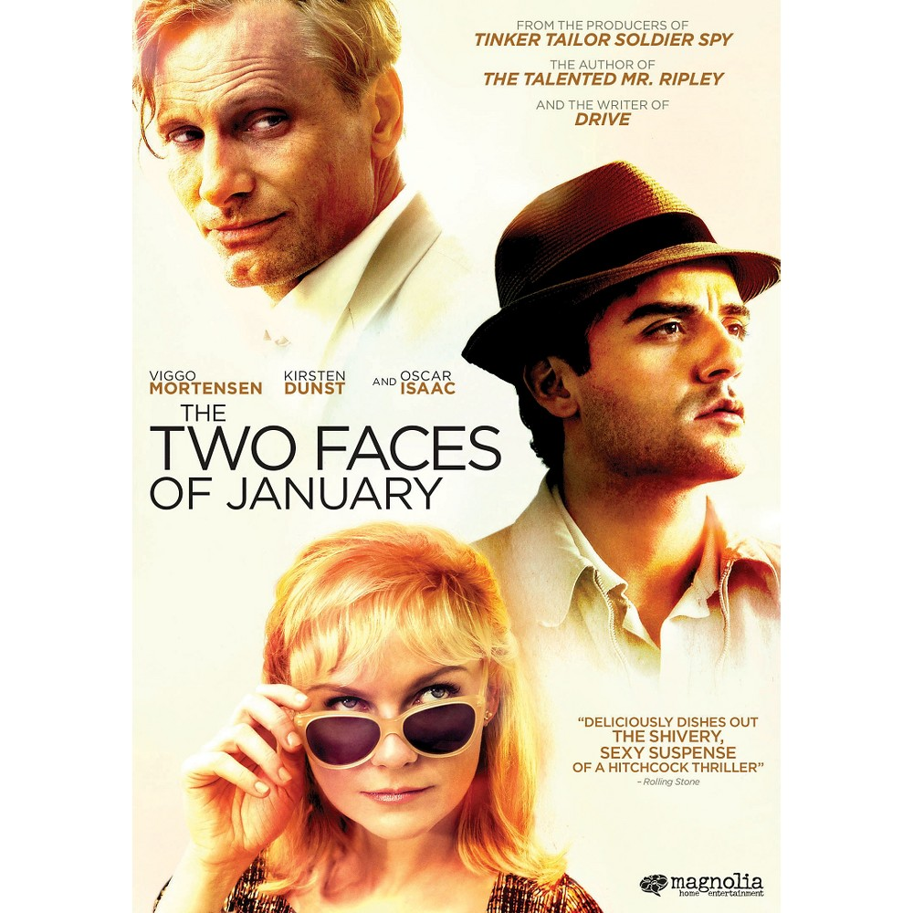 The Two Faces of January, Movies