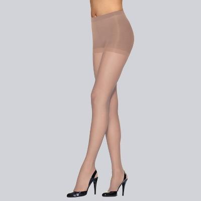 L'eggs Silken Mist Women's Ultra Sheer Run Resistant 2pk Pantyhose