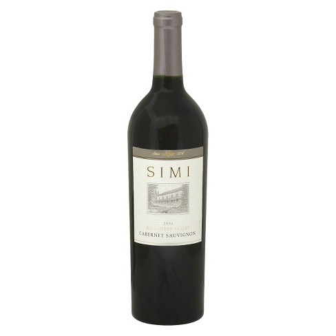 Simi® Alexander Valley Cabernet Sauvignon - 750mL Bottle - image 1 of 1