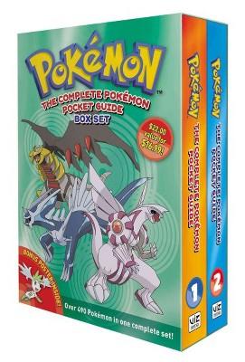 Pokemon Blue Guide Book