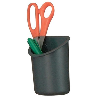 Officemate Pencil Cup Slate Gray 29032