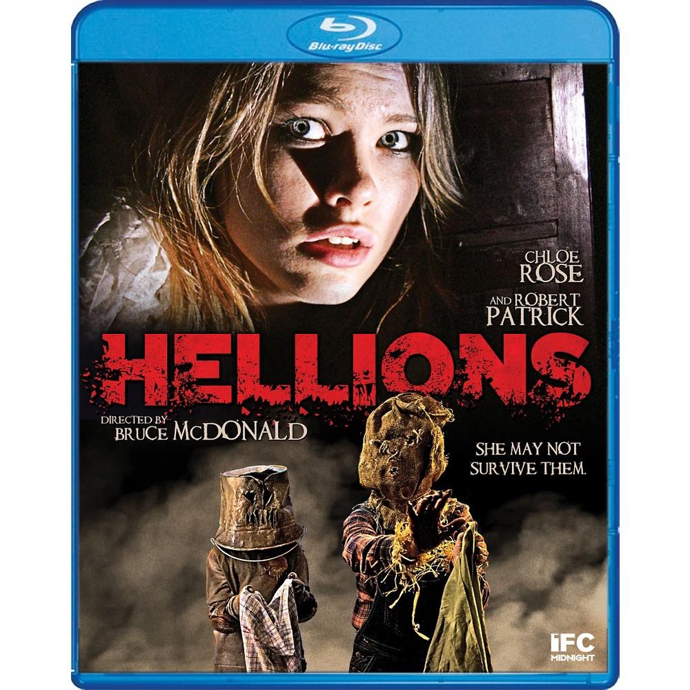 Hellions (Blu-ray), Movies