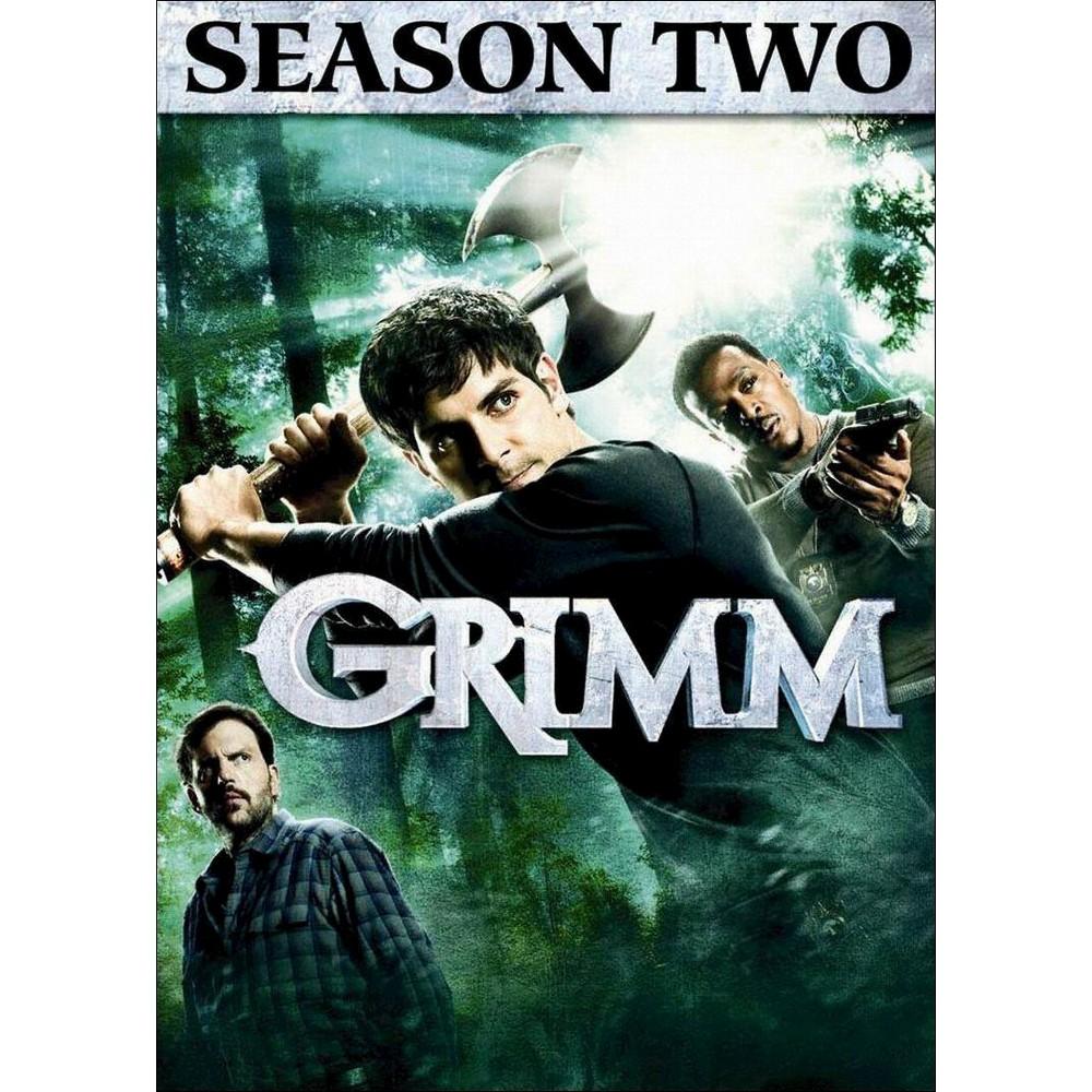 Grimm: Season Two [5 Discs] [Includes Digital Copy] [UltraViolet]