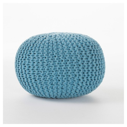 Moro Pouf Ottoman - Christopher Knight Home - image 1 of 4