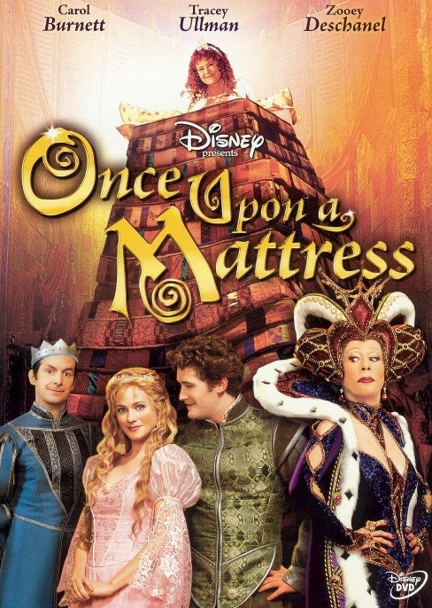 Once Upon A Mattress (DVD) - image 1 of 1