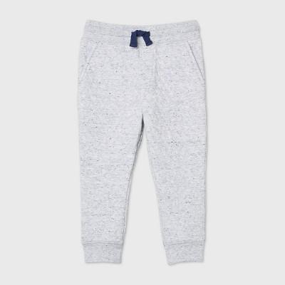 OshKosh B'gosh Toddler Boys' Quilted Pull-On Pants - Heather Gray 12M