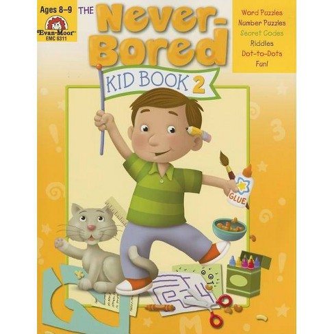 The Never-Bored Kid Book 2 Ages 8-9 - (Paperback) - image 1 of 1
