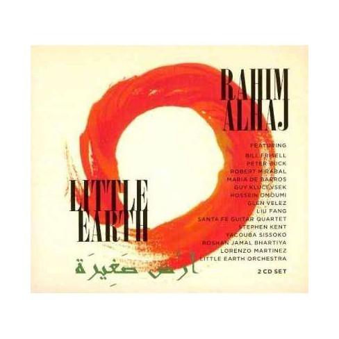 Rahim Al Haj - Little Earth (CD) - image 1 of 1