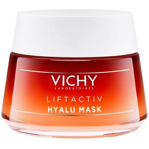 Vichy LiftActiv Hyalu Face Mask with 1% Natural Origin Hyaluronic Acid - 1.69 fl oz - image 1 of 4