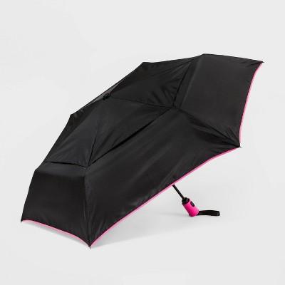 Women's Shedrain Compact Umbrella - Neon Pink