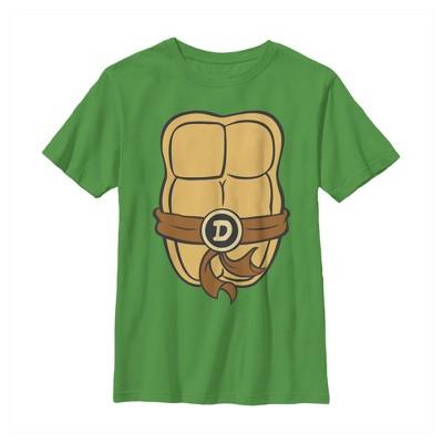 Boy's Teenage Mutant Ninja Turtles Donatello Costume T-Shirt