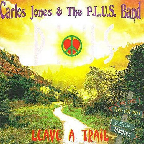 Carlos Jones - Leave A Trail (CD) - image 1 of 1