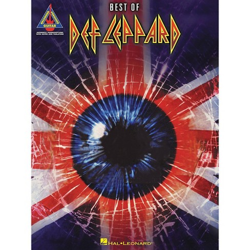 Hal Leonard Best Of Def Leppard Guitar Tab Songbook - image 1 of 1