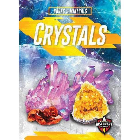 Crystals - (Rocks & Minerals) by  Patrick Perish (Paperback) - image 1 of 1