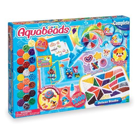 Aquabeads Ultimate Design Studio 1300pc Target