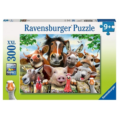Ravensburger Say Cheese! Puzzle XXL 300pc