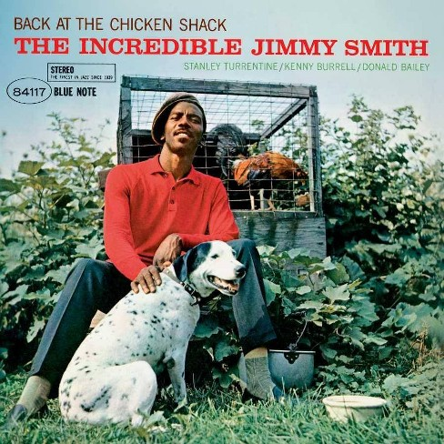 Jimmy Smith - Back At The Chicken Shack (Vinyl) - image 1 of 1