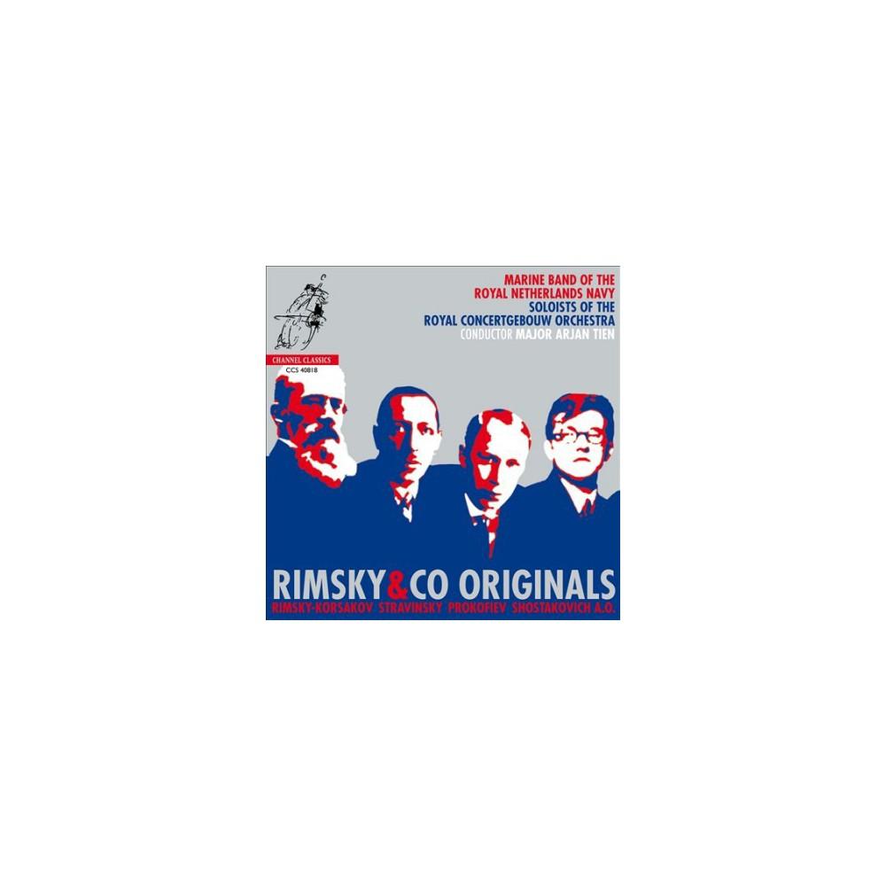 Marine Band Of The R - Rimsky & Co Originals (CD)