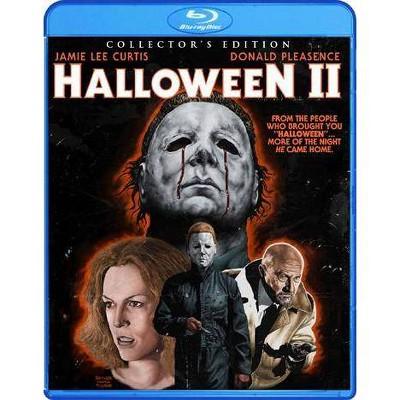 Halloween II (Blu-ray)(2012)