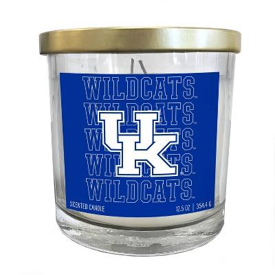 NCAA Kentucky Wildcats Echo Team Candle