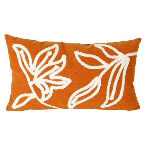 Pumpkin Throw Pillow - Liora Manne - image 1 of 1