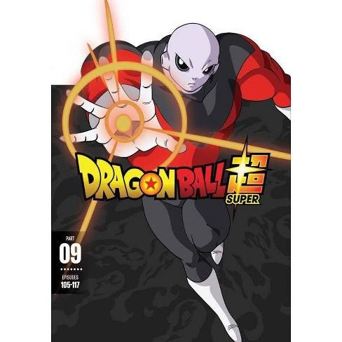 Dragon Ball Super Part Nine Dvd Target