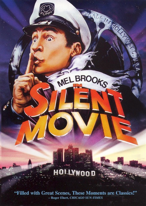 Silent movie (DVD) - image 1 of 1